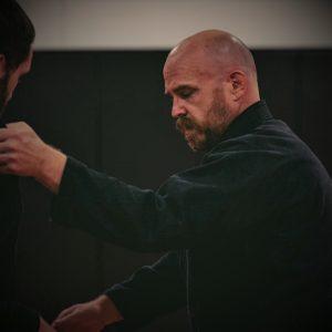 MMA Instructor Bill Easlick